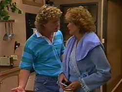 Helen Daniels, Madge Bishop in Neighbours Episode 0506