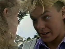 Charlene Mitchell, Scott Robinson in Neighbours Episode 0507