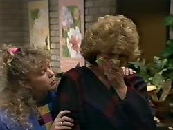 Charlene Mitchell, Madge Bishop in Neighbours Episode 0507