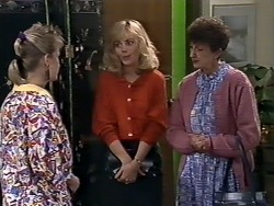 Daphne Clarke, Jane Harris, Nell Mangel in Neighbours Episode 0508