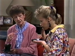 Nell Mangel, Daphne Clarke in Neighbours Episode 0508