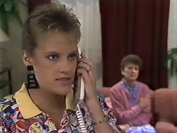 Daphne Clarke, Nell Mangel in Neighbours Episode 0508