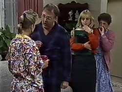 Daphne Clarke, Harold Bishop, Jane Harris, Nell Mangel in Neighbours Episode 0508