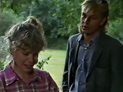 Charlene Mitchell, Scott Robinson in Neighbours Episode 0508