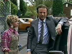 Charlene Mitchell, Mr Field in Neighbours Episode 0508