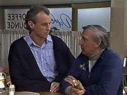 Jim Robinson, Rob Lewis in Neighbours Episode 0509