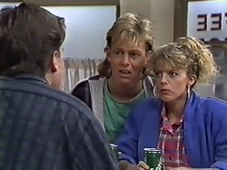 Mike Young, Scott Robinson, Charlene Mitchell in Neighbours Episode 0509