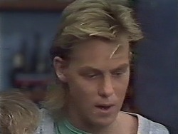Scott Robinson in Neighbours Episode 0509