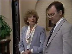 Madge Bishop, Harold Bishop in Neighbours Episode 0510