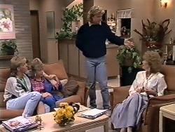 Scott Robinson, Charlene Mitchell, Henry Ramsay, Madge Bishop in Neighbours Episode 0510