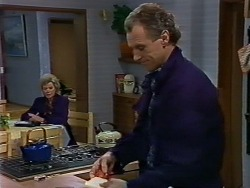 Helen Daniels, Jim Robinson in Neighbours Episode 0511