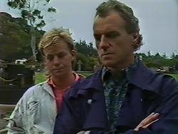 Scott Robinson, Jim Robinson in Neighbours Episode 0511