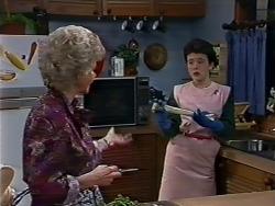 Helen Daniels, Lucy Robinson in Neighbours Episode 0512