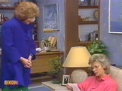 Madge Bishop, Helen Daniels in Neighbours Episode 0531
