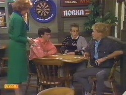 Madge Bishop, Youth, Youth, Youth in Neighbours Episode 0531