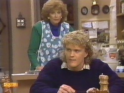 Madge Bishop, Henry Ramsay in Neighbours Episode 0532