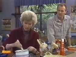 Helen Daniels, Jim Robinson in Neighbours Episode 0533