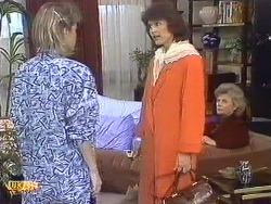 Daphne Clarke, Beverly Marshall, Helen Daniels in Neighbours Episode 0533