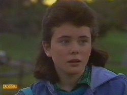 Lucy Robinson in Neighbours Episode 0533