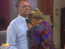 Harold Bishop, Amanda Harris in Neighbours Episode 0556