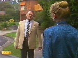 Harold Bishop, Jane Harris in Neighbours Episode 0556