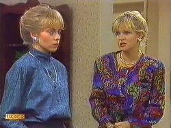 Jane Harris, Amanda Harris in Neighbours Episode 0556