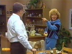Harold Bishop, Madge Bishop in Neighbours Episode 0556