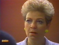 Eileen Clarke in Neighbours Episode 0557