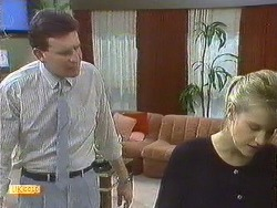Des Clarke, Daphne Clarke in Neighbours Episode 0558