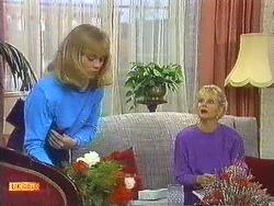 Jane Harris, Amanda Harris in Neighbours Episode 0558