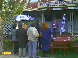 Gail Robinson in Neighbours Episode 0558