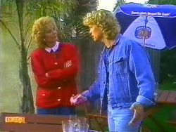 Madge Bishop, Henry Ramsay in Neighbours Episode 0559