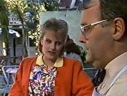 Daphne Clarke, Harold Bishop in Neighbours Episode 0562