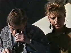 Mike Young, Gail Robinson in Neighbours Episode 0564