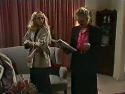 Jane Harris, Amanda Harris in Neighbours Episode 0564