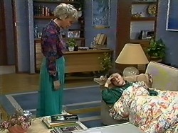 Helen Daniels, Lucy Robinson in Neighbours Episode 0565