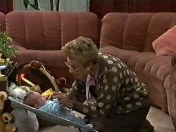 Jamie Clarke, Eileen Clarke in Neighbours Episode 0565