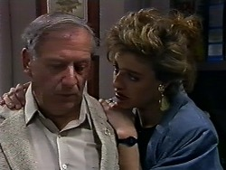 Rob Lewis, Gail Robinson in Neighbours Episode 0567