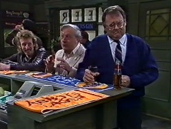 Rob Lewis, Harold Bishop in Neighbours Episode 0567