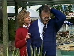 Madge Bishop, Harold Bishop in Neighbours Episode 0567