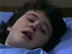 Lucy Robinson in Neighbours Episode 0567