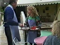 Harold Bishop, Charlene Robinson in Neighbours Episode 0568