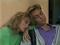 Charlene Robinson, Scott Robinson in Neighbours Episode 0568