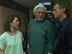 Beverly Marshall, Doctor, Jim Robinson in Neighbours Episode 0568