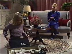 Jane Harris, Amanda Harris in Neighbours Episode 0568