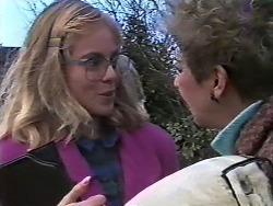 Jane Harris, Eileen Clarke in Neighbours Episode 0568