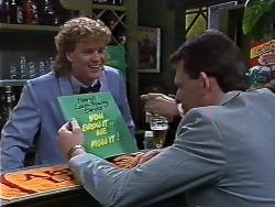 Henry Ramsay, Des Clarke in Neighbours Episode 0569
