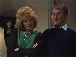 Madge Ramsay, Harold Bishop in Neighbours Episode 0569