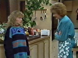 Charlene Mitchell, Madge Bishop in Neighbours Episode 0572