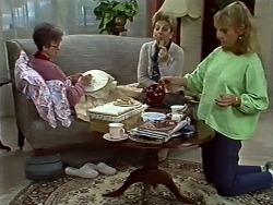Nell Mangel, Eileen Clarke, Jane Harris in Neighbours Episode 0573